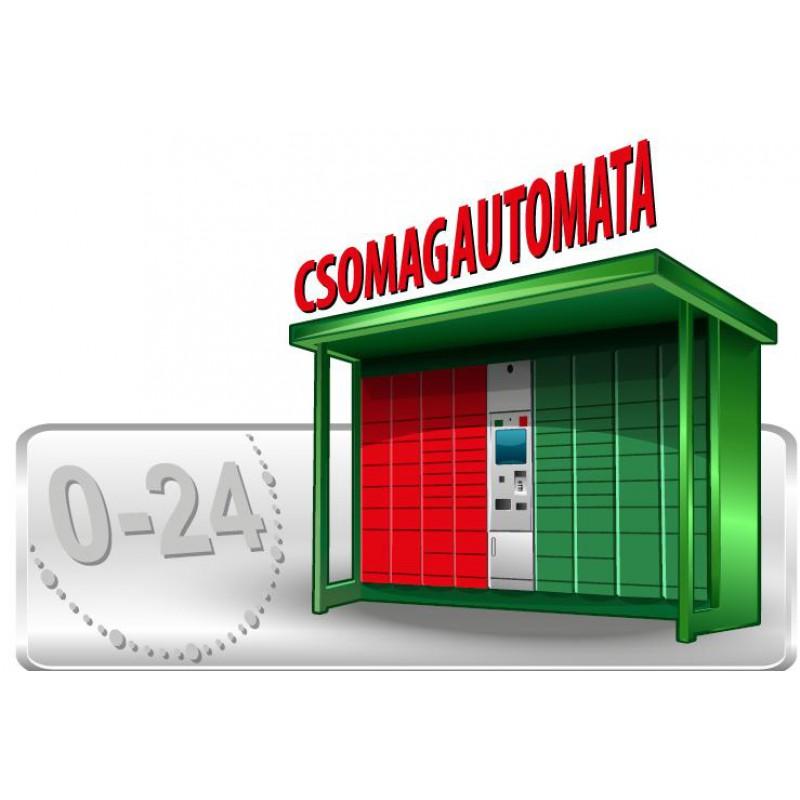 Opencart - Magyar Posta Csomagautomata