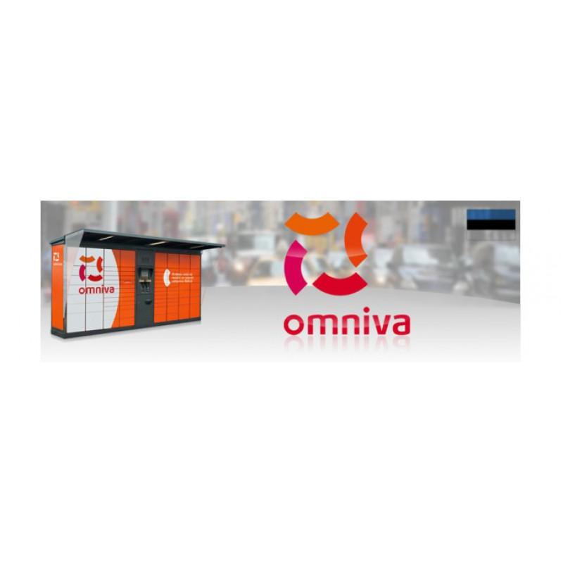 Opencart - Omniva Estonia Pickup Shipping Method